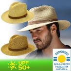 Ten-Gallon Hat - 帽子 メンズ UVカット帽子 日よけ帽 紫外線対策 日よけ帽子 SRM733