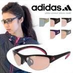 アディダス サングラス a129 人気 Sサイズ adidas gazelle スポーツサングラス 度付き 対応 ゴルフ ランニング テニス 自転車 登山にオススメ