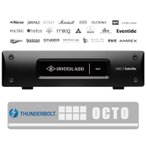 UNIVERSAL AUDIO UAD-2 SATELLITE THUNDERBOLT OCTO CORE Apple純正TBケーブルプレゼント!2017年3月31日までの期間限定!