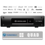 UNIVERSAL AUDIO UAD-2 SATELLITE THUNDERBOLT QUAD CORE Apple純正TBケーブルプレゼント!2017年3月31日までの期間限定!