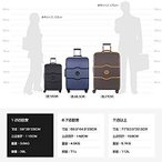 DELSEY スーツケース ハードキャリーケース CHATELET HARD+ ストッパー機能 機内持ち込み 小型 Sサイズ(44L)