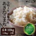 お米  あきたこまち 玄米 10kg 茨城県産 平成28年産 送料無料※沖縄不可