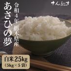 米 25kg お米 新米 白米 あさひの夢 令和元年 栃木県産 送料別途