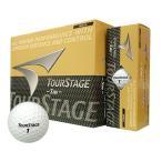 [送料無料] 1ダース ブリヂストン ツアーステージ BRIDGESTONE TOURSTAGE S100 (パールホワイト)ゴルフボール  (12個入り)