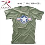 メール便送料無料 ROTHCO ロスコ ミリタリー 半袖 Vintage Air Corps Star Tシャツ 2020 子 鼠 ねずみ 令和2年
