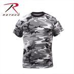 メール便送料無料 ROTHCO ロスコ ミリタリー 半袖 迷彩 Tシャツ 2020 子 鼠 ねずみ 令和2年