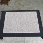 のし台 こね台 みかげ石 板石  石板 平板ペストリーボード 麺打ち パンこね   60×40×1.5cm 送料込み!