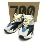 アディダス オリジナルス スニーカー シューズ 箱付き Yeezy Boost700 MGH B75571 メンズ 26.5cm グレー adidas orignals 靴 B2223◆