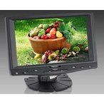 【送料無料】NEWAY 7インチワイド 小型 車載 モニター CL7619NTA (VESA取付 HDMI、VGA対応 タッチパネル搭載)