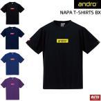 ナパT アンドロ andro ANDRO NAPA T-SHIRTS BX 卓球ゲームシャツ ナパT 30281
