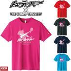 TWC×キューティーハニーB コラボゲームウェア 卓球 Tシャツ GV004