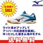 (限定特価) ミズノ mizuno ウエーブカイザーブルク4 卓球 シューズ 81GA1620