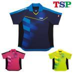 TSP スクエアグラデシャツ 031418 卓球ユニホーム 卓球ウェア 男女兼用 卓球用品