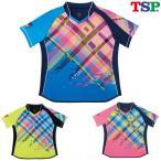 【送料無料】 TSP レディスピクセルシャツ 032408 卓球ゲームシャツ ユニホーム レディース/女子用 卓球用品 ヤマト卓球