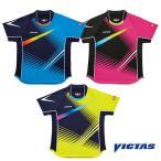 ヴィクタス(VICTAS) 卓球ゲームシャツ ユニフォーム 男女兼用