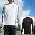 アディダス オリジナルス adidas Originals メンズ 3ストライプス 長袖 Tシャツ ロンT FKA11