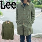 Lee リー メンズ ワークコート ショップコート 軽アウター LT0605-203