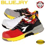 【送料無料】ディアドラ安全靴 スニーカー BLUEJAY(ブルージェイ)