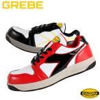 【送料無料】ディアドラ安全靴 スニーカー GREBE