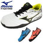 【送料無料】安全靴 作業靴ミズノ 安全スニーカー F1GA1900 ローカット 紐 メンズ耐滑 3E24.5cm-29cm【あすつく】の画像