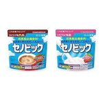 2袋セット セノビック ミルクココア味+いちごミルク 280g ロート製薬 成長期応援飲料