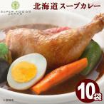 スープカレー レトルトカレー 10食(300g×10) 北海道 からだ想いのスープカレー グルテンフリー 送料無料