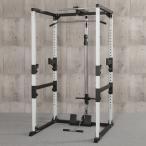IROTEC(アイロテック)マルチパワーラック/トレーニング器具 ウエイトトレーニング ベンチプレス バーベル トレーニングマシン マルチジム