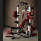 IROTEC(アイロテック)マルチビルダーステーション140R /筋トレ パワーラック ベンチプレス セット バーベル トレーニングマシン トレーニング器具