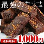 送料無料 チョコレートケーキ SUPERブラウニーバー 10本入り クーベルチュール お試し ポイント消化 メール便 1000円ぽっきり セール
