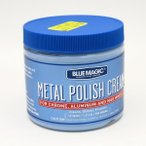 メタルクリーナー 金属磨き ブルーマジック ポリ缶 550g 艶出し・錆び取り/ジャパン・ゼネラル貿易:BM500