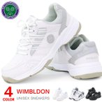 ショッピングテニス シューズ テニスシューズ レディース スニーカー ウィンブルドン WL3500