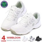 テニスシューズ メンズ スニーカー 靴 ウィンブルドン WM5000