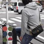 ショッピングショルダーバック ショルダーバッグ ショルダーバック メンズ ポリキャンバス リバーシブル ミニ/anello アネロ AT-B1223 パカパカミニショルダーバッグ 正規品 ブランド