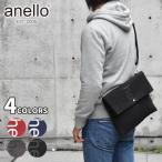 ショルダーバッグ ショルダーバック メンズ キャンバス 3way 口折れ/anello アネロ AU-S0131 3WAYショルダーバッグ 正規品 ブランド