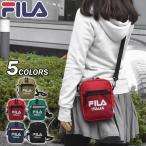 ショッピングショルダーバック ショルダーバッグ ショルダーバック レディース/FILA フィラ/ポリキャンバス 縦型 ミニ