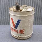 ショッピングused USED OILCAN ( VALVOLIN )WH