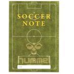 ヒュンメル(hummel) サッカーノート ベーシック版 HFA9021 (Men's、Jr)