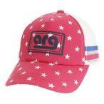 エーアールジー(arg) GIRLS STARPRINT CAP ARGJ705 PNK (Jr)