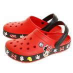 クロックス(crocs) クロックバンド ミニー 2.0 クロッグ #204936-90H (Lady's)