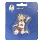 フットボールアグリゲーション(FOOTBALL AGGREGATION) 3Dマスコットフィギア 蹴るザビワカ FIFA18-107 (Men's、Lady's、Jr)