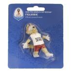 フットボールアグリゲーション(FOOTBALL AGGREGATION) 3Dマスコットフィギア 喜ぶザビワカ FIFA18-113 (Men's、Lady's、Jr)
