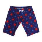 ティア(TYR) TR-L.BOX STARLIGHT ボクサー水着 JSTAR-19M NV (メンズ)