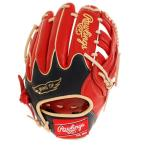 ローリングス(Rawlings) 野球 軟式 グラブ メジャースタイル 内野手 GRXHMN62W-SC/N (メンズ)