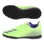 アディダス(adidas) サッカートレーニングシューズ ジュニア エックスゴースト.4 TF J ターフグラウンド用 EG8229 サッカーシューズ (キッズ)