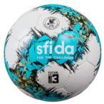 スフィーダ(SFIDA) ジュニア フットサルボール 3号球 検定球 インフィニート APERTO 3 SB-21IA03 WHT/TUQ 3 (キッズ)
