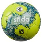 スフィーダ(SFIDA) ジュニア フットサルボール 3号球 インフィニート APERTO JR 3 SB-21IA03 YEL 3 (キッズ)