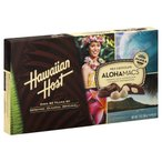 ハワイアンホースト アロハマックス ミルクチョコレート マカダミアナッツ 14 個入り 198 g 【Hawaiian Host】