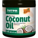 ジャロウフォーミュラズ  エキストラバージンココナッツオイル 473ml【Jarrow Formulas】Extra Virgin Coconut Oil   16 fl oz