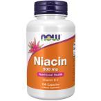 ナイアシン(ビタミンB3) 500mg 100粒