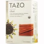 TAZO タゾティー オーガニック チャイ 20ティーバッグ